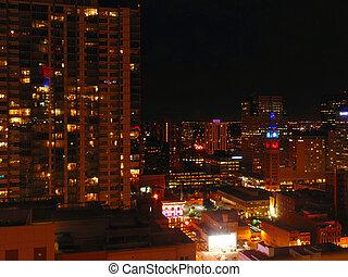 Denver Mile High City
