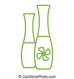 deodorizer, bouteille