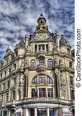 Department Stores in Antwerp, Belgium