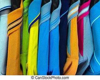deporte, camisa