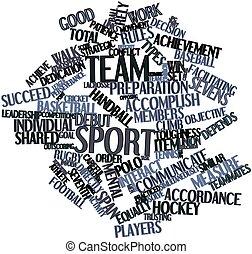 deporte del equipo