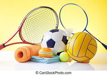 deporte, equipo