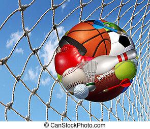 deportes, condición física, éxito