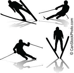 deportes del invierno