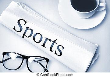 deportes, palabra