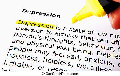 depresión