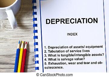 deprezzamento