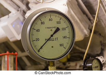 depth gauge