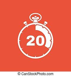 Wohnung 20 minuten uhr sekunden zeichen zeitgeber for Wohnung design app