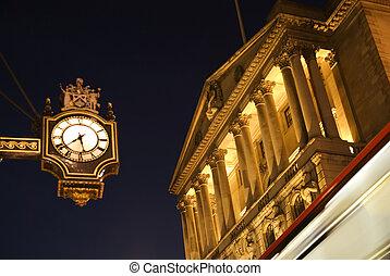 der, bank england, london