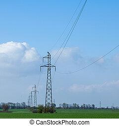 der, elektrizität