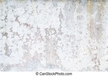 Besch Farbe beschädigt auseinander schale wall farbe fallen