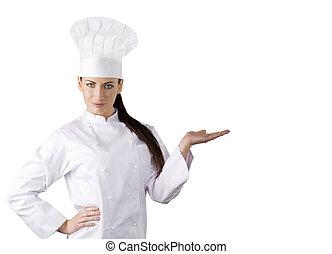 der, küchenchef