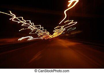 der, lichtgeschwindigkeit