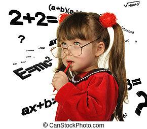 der, m�dchen, und, mathematisch, formeln