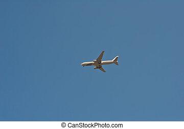 der, motorflugzeug