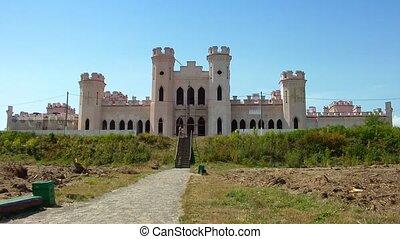 der, palast, puslovskih