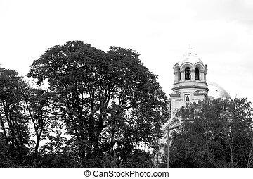 der, str., alexander, nevsky, kathedrale