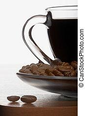 der, tasse kaffee