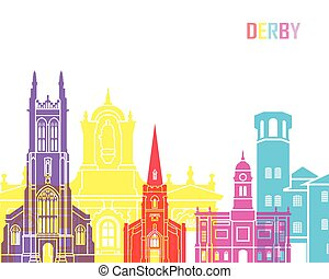 Derby skyline pop