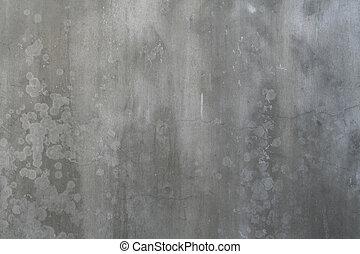Derelict and Grim Background Texture Pattern in Gray Tones