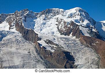 derretimiento, glaciares