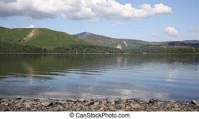 Derwent Water Lake District Cumbria