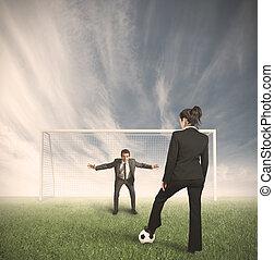 desafíos, empresa / negocio