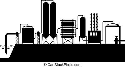 desalination, 海水, 植物