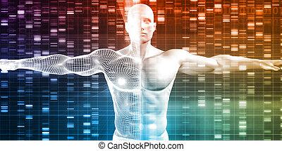 desarrollo, investigación genética