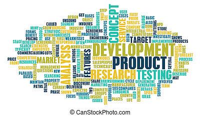 desarrollo, producto