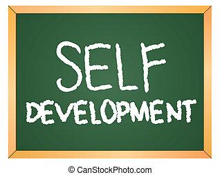 desarrollo, sí mismo