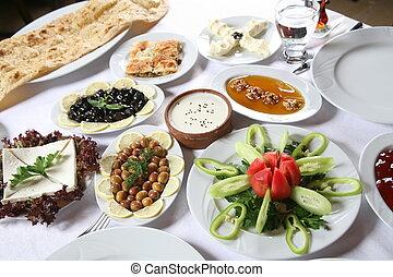 desayuno, turco