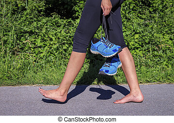 descalço