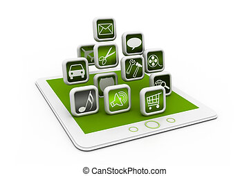 descargar, apps