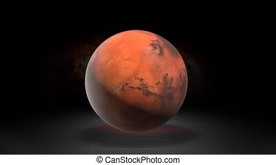 Description of the planet Mars astronomy. Mars in the...