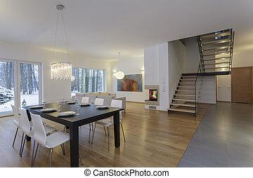 desenhistas, interior, -, indoor