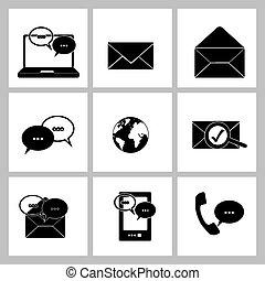 desenho, ícone