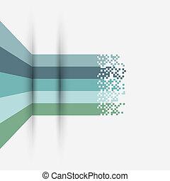 desenho, 3, -, variação, infographics