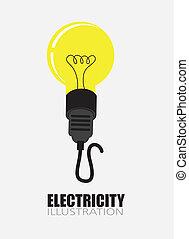 desenho, elétrico