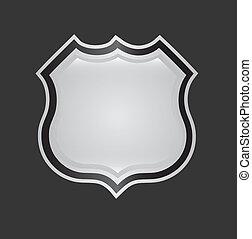 desenho, escudo