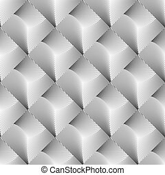 desenho, seamless, diamante, padrão geométrico