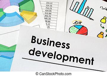desenvolvimento, negócio