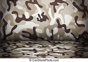 Desert Camouflage background