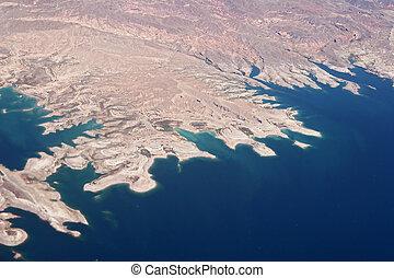 desert coastline