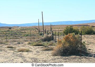 Desert Fences