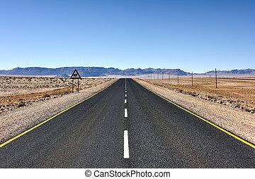 Desert Landscape - Namibia