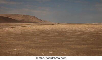 desert paracas - Peru