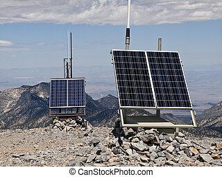 Desert Peak Solar Weather Station