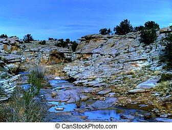 Desert Rocks 10